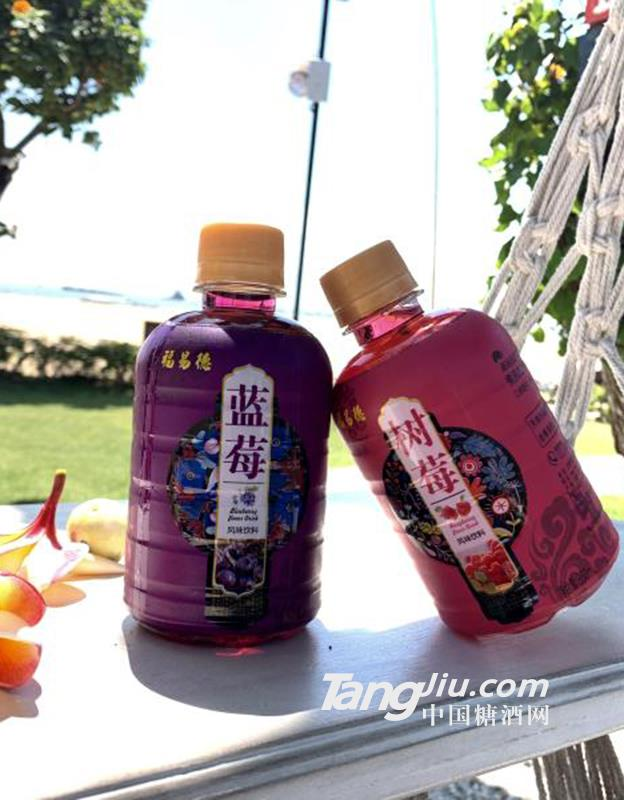 福易德果汁饮料