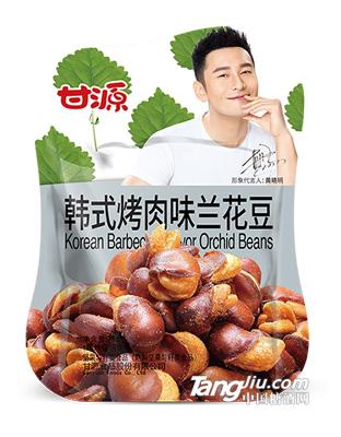 韩式烤肉味兰花豆