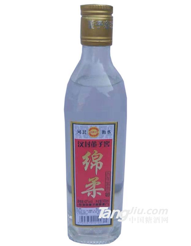 汉封董子窖-绵柔-42°500ml