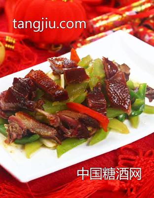 腊鸡3-腊制品-桂林美食