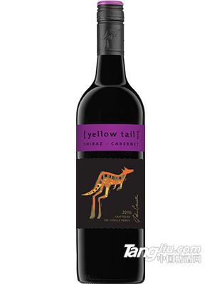 黄尾袋鼠 西拉加本力红葡萄酒750ml
