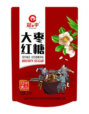 冠之宇功能糖系列(大枣)