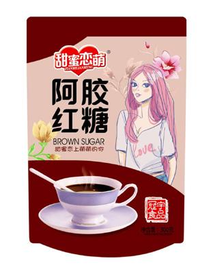 甜蜜恋萌功能糖系列(阿胶)