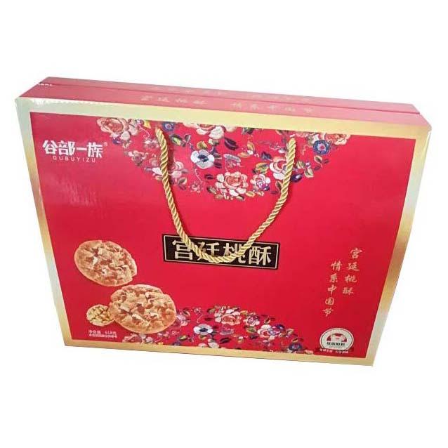 谷部一族宫廷桃酥饼