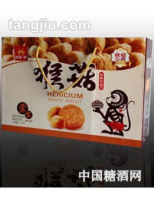 谷部一族猴菇饼干1.5kg