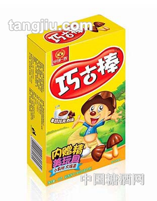 谷部一族巧古棒饼干黄