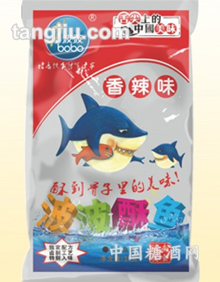波波酥鱼香辣味