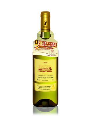 法国进口红酒代理-吉洛白葡萄酒(米乐)