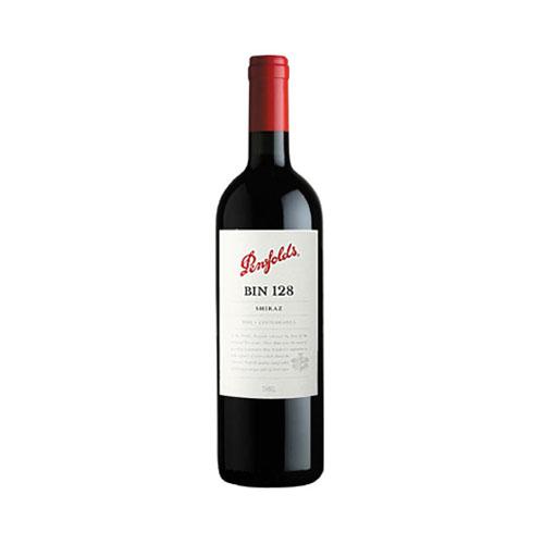 奔富128干红葡萄酒