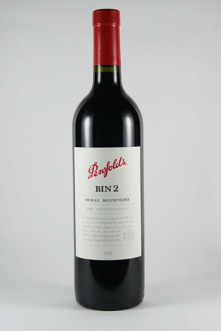 奔富2干红葡萄酒
