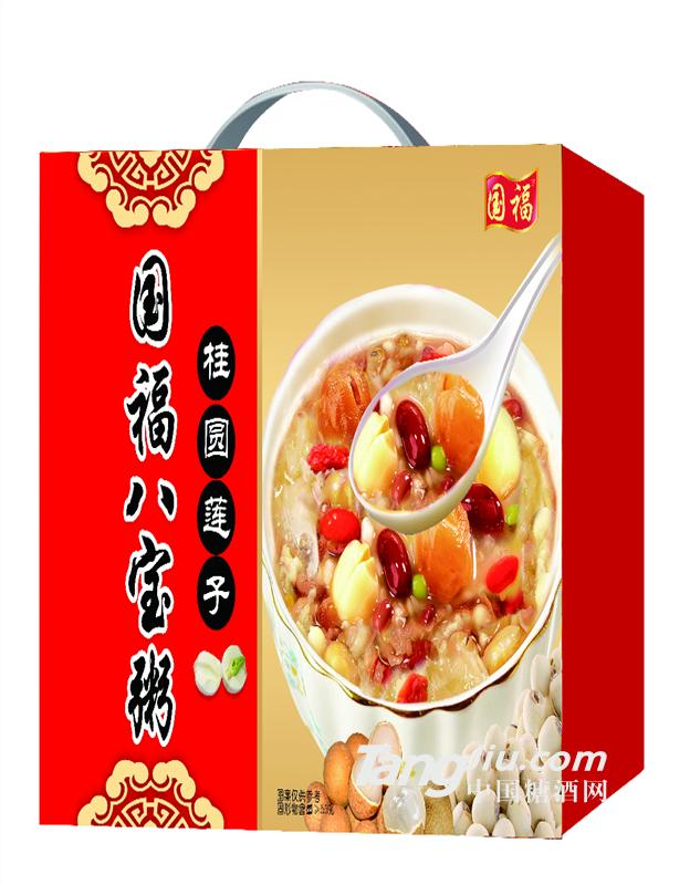 国福桂圆莲子粥