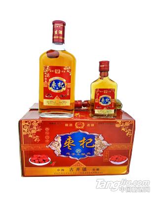 国梦家枣杞酒500ml