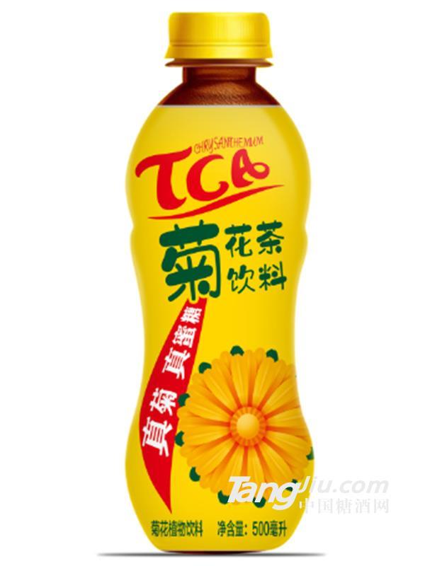 Tca 菊花茶 500ml