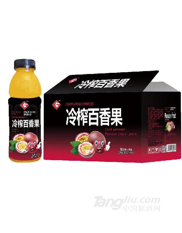 果浓-冷榨百香果588mlx15