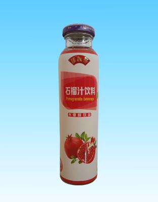 295ml石榴汁饮料