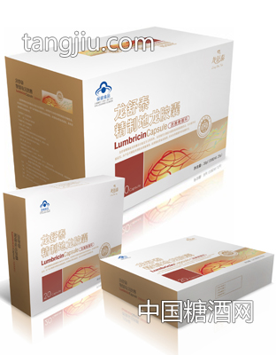 龙舒泰精制地龙胶囊-保健食品