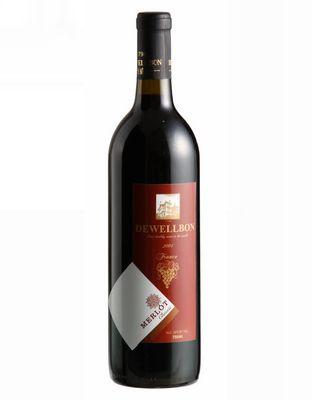 德威堡法国梅乐经典干红葡萄酒