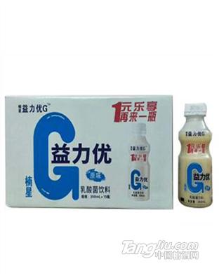 楠星益力优G乳酸菌饮料350ml
