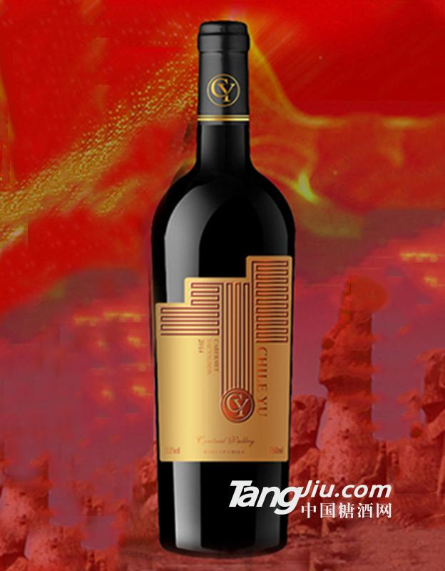 13.5°智利进口葡萄酒750ml