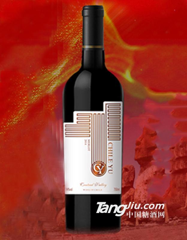 14°智利进口葡萄酒750ml