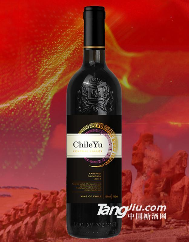 13°智利进口葡萄酒750ml