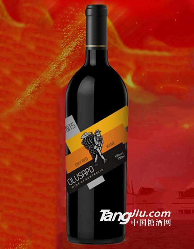 14°澳大利亚进口葡萄酒750ml