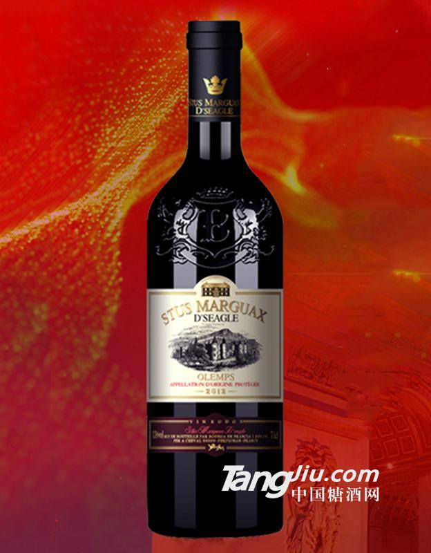 13°法国进口葡萄酒750ml
