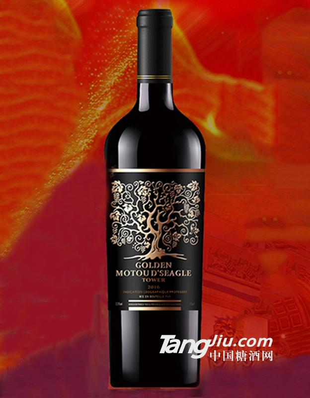 12.5°法国进口葡萄酒750ml