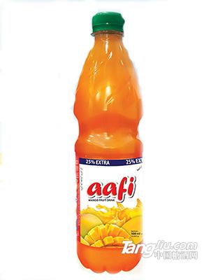 孟加拉原瓶进口艾菲牌芒果汁