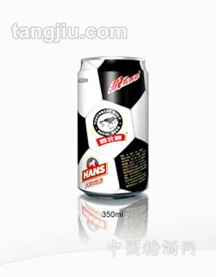 汉斯足球啤酒350ml