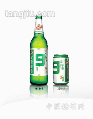 汉斯9度啤酒618ml
