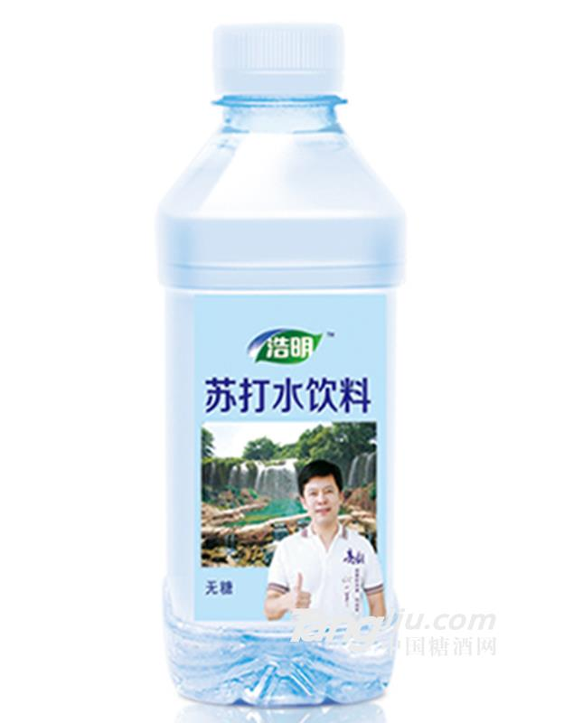 浩明苏打水-350ml