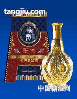 圣情藏泉青稞酒