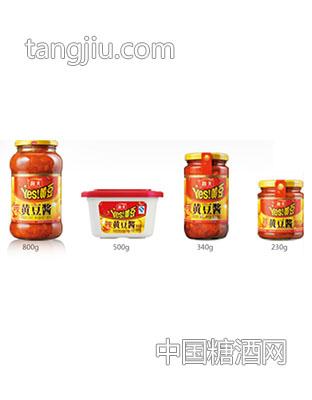 黄豆酱(辣)