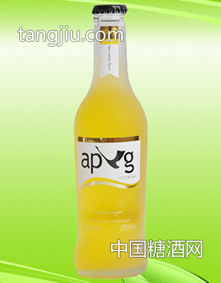 朗姆预调酒西番莲芒果味