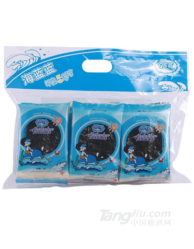 海蓝蓝即食海苔片