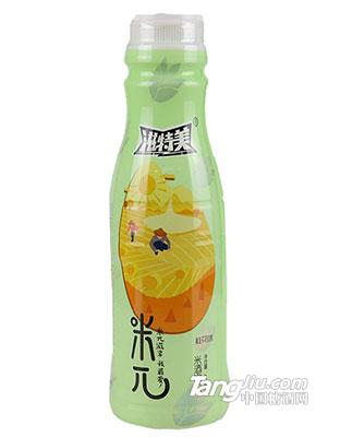 滋特美-桂花味米酒饮料