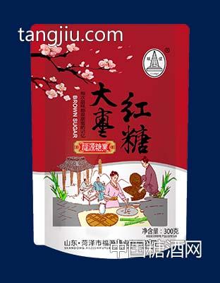 联谊-300克功能性红糖系列-大枣红糖