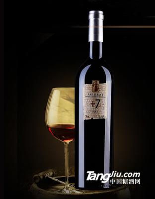 +7版葡萄酒750ml