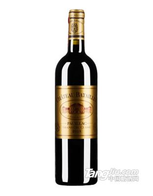 巴特利城堡红葡萄酒750ml