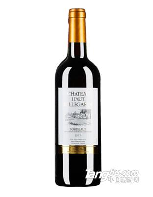 高贝勒嘉德红葡萄酒750ml
