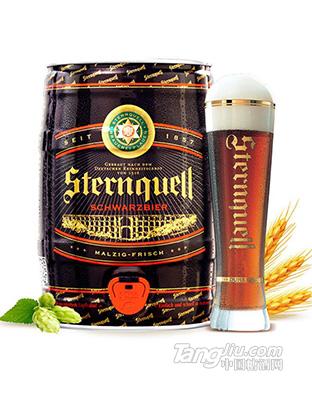 德国星晖黑啤酒5L