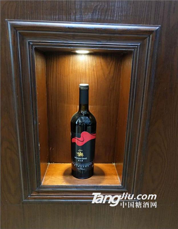 高端干红--贺兰神有机葡萄酒