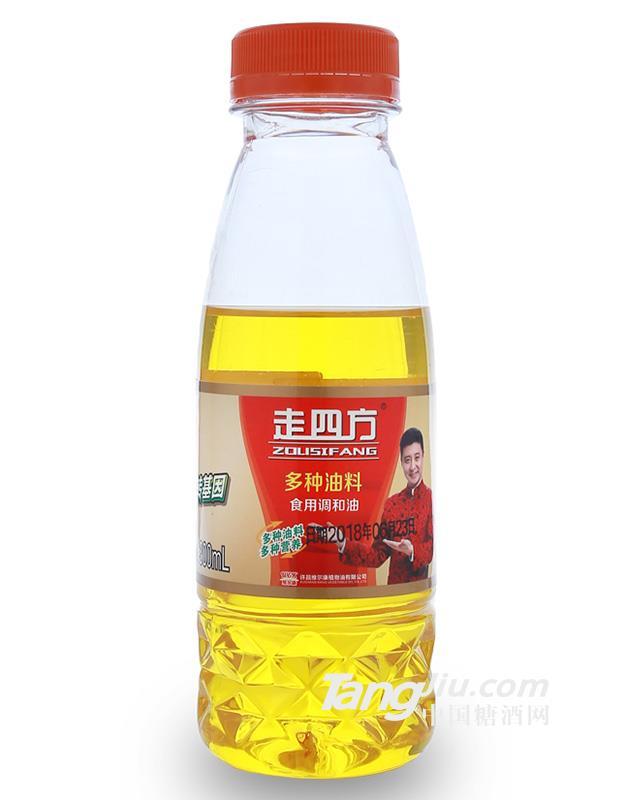 多种油料调和油300ml