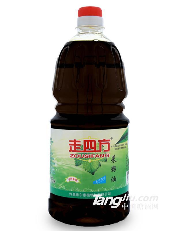 非转基因菜籽油1.8L
