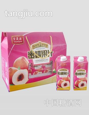 蜜桃果汁礼盒