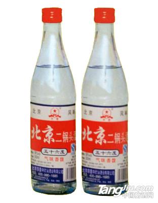 北京二锅头酒 500ml 56%vol(白瓶)