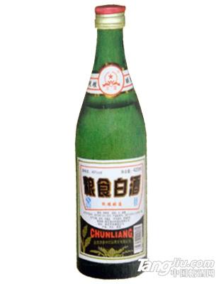 粮食白酒 420ml 42%vol