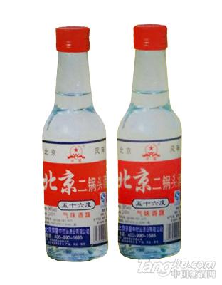 北京二锅头酒 248ml 56%vol(白瓶)