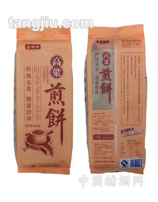 山东煎饼高粱煎饼500g